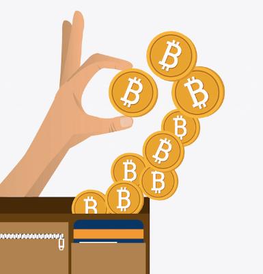 ウォレット(Wallet)で仮想通貨(ビットコイン等)を保管する